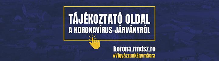 korona info