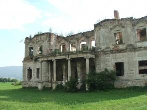 Kapjoni Haller-kastély