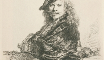 Rembrandt metszeteit bemutató kiállítás nyílt Kolozsváron
