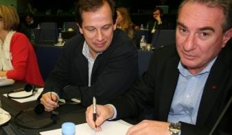 Legalább három képviselőt akar az EP-be juttatni az RMDSZ