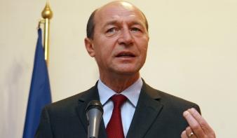 A román kormány Basescut bírálja az EP-kampányban