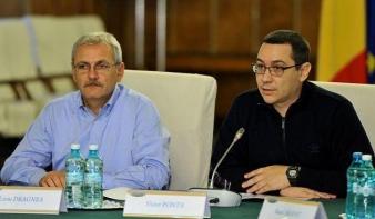 Ponta a szociálliberális szövetség újraalakítását javasolta győzelmi beszédében