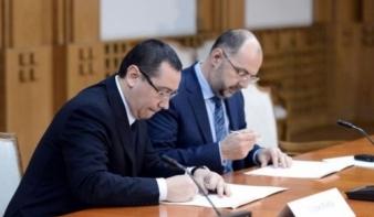 Ponta marasztalná az RMDSZ-t, de nem alkudozik