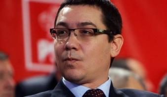 Ponta indul az elnökválasztáson