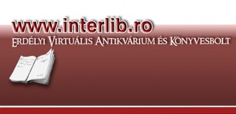 Az Erdélyi Virtuális Antikvárium és Könyvesbolt e heti hírleveléből  a5858194b9