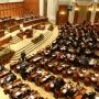 Elhalasztották a román parlament rendkívüli ülésszakát