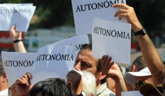 Nem mond le az autonómia-tüntetésről az MPP