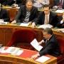 A kormányfő felszólalásával kezdődik ma a parlamenti munka