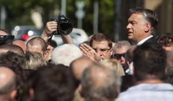 Kolozsvárra látogat Orbán Viktor