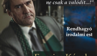 Eperjes Károly irodalmi est Nagybányán - IDŐPONTVÁLTOZÁS
