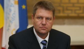 Klaus Johannis a magyarok szavazataira is számít