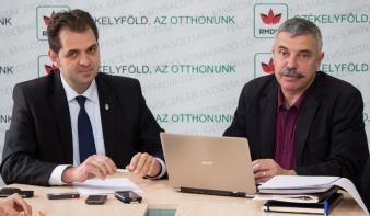 Antal és Tamás autonómiát kértek a PER-rel folytatott megbeszélésen