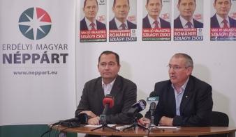 """EMNP: Toróék maradnak, """"alulról"""" kezdik a tisztújítást"""