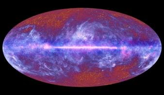 A gravitáció menthette meg az ősrobbanás után a világegyetemet