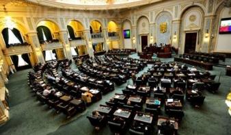 Két magyarellenes törvénytervezetet utasított el a szenátus