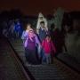 Újabb menekültáradat érkezett este Magyarországra