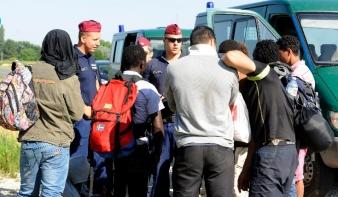 Augusztusban több mint ötvenezer migráns érkezett Magyarországra