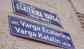 Jogerős: nem számítanak reklámnak a kétnyelvű utcanévtáblák Marosvásárhelyen