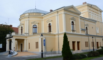 A szatmárnémeti Északi Színház Harag György társulatának decemberi műsorterve