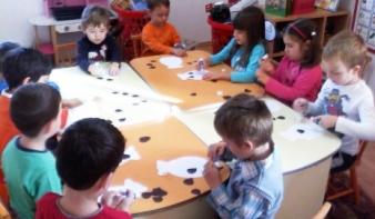 Várják a gyerekeket az új központ és állomásnegyed egyetlen rövid programú óvodacsoportjába