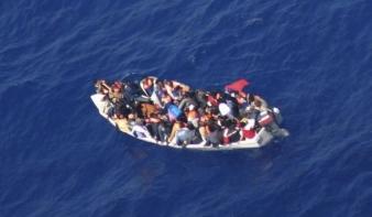 Több mint 3000 embert mentettek ki a Földközi-tengeren