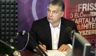 Orbán: ha megtámadják Magyarországot, a miniszterelnöknek oda kell mennie