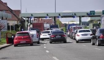 A kormány ideiglenesen felfüggeszti a szisztematikus határellenőrzést