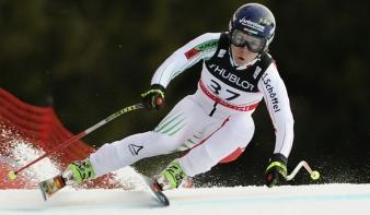 Miklós Edit nem indulhat a téli olimpiai játékokon