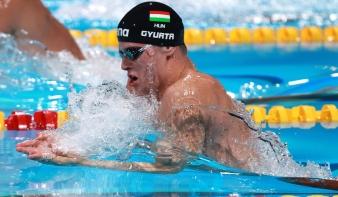 """""""Nem tudom legyőzni"""" – Gyurta Dániel olimpiai bajnok úszó befejezte versenyzői pályafutását"""