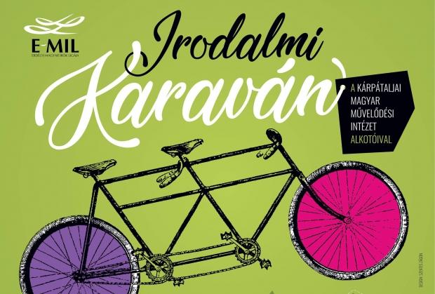 Szerdán: Irodalmi Karaván