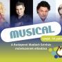 FFF2018: MUSICAL - a budapesti Madách Színház művészeinek előadása