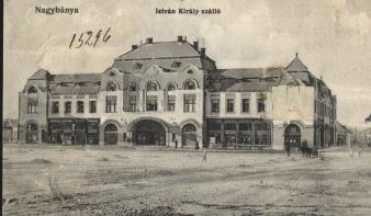 A Nagybányai Polgármesteri Hivatal tervei