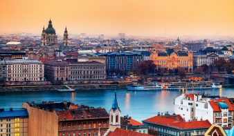 Budapest nyerte el a kontinens legjobb úti célja címét