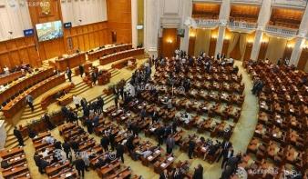 Ismét buktak a kormánybuktatók – Elutasította a bukaresti parlament a bizalmatlansági indítványt