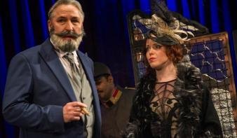A budapesti Udvari Kamaraszínház előadása Nagybányán