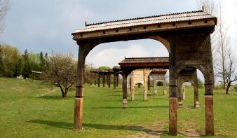 Felterjesztik a Magyar Értéktárba a székelykaput, mint kulturális örökséget