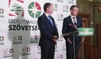 Erdélyi Magyar Szövetség néven egyesül az EMNP és a MPP