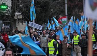 A koronavírus miatt elmarad a székely szabadság napjára szervezett megmozdulás Marosvásárhelyen
