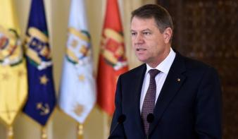 Iohannis a veszélyhelyzet meghosszabbítását, ugyanakkor újabb enyhítéseket helyezett kilátásba