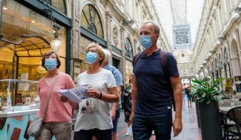 A világon minden harmadik aktív koronavírus-fertőzött amerikai