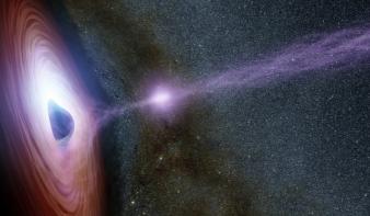 A fekete lyukak és a Tejútrendszer sötét titkaiért járt idén a fizikai Nobel