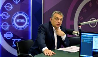 Orbán Viktor: Ha elkezdjük használni a kínai vakcinát, húsvétra kétmillióan lesznek beoltva