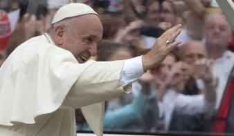 Ferenc pápa Magyarországra látogat