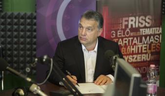 Orbán Viktor: május 10-én indul a tantermi oktatás a középiskolákban