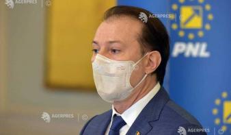 Visszavonta Florin Cîțu azt a miniszteri rendeletet, amely miatt menesztette Vlad Voiculescut