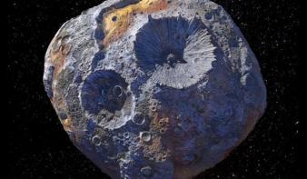 A NASA missziót tervez az aszteroidához, ami csúcsgazdaggá tehetné a Föld minden lakóját