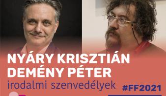 FF2021: Nyáry Krisztián és Demény Péter - irodalmi szenvedélyek