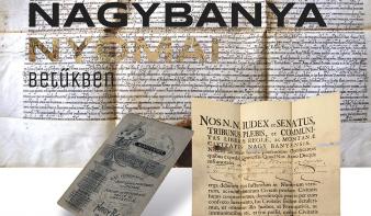 Megvásárolható a Nagybánya nyomai betűkben című kiadvány