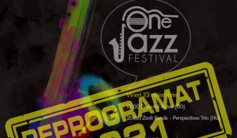 Elmarad a One Jazz Fesztivál
