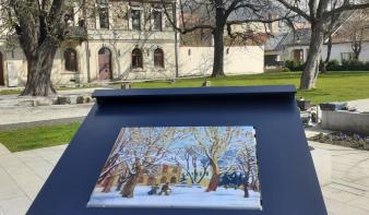 Nyolc művész festményét állítják ki rendhagyó módon a 125 éves Művésztelep ünnepi programsorozat keretében